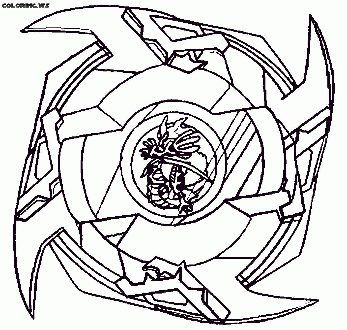 Beyblade 02 #color #coloring #coloringpages #coloringbooks ...