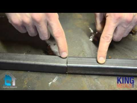 When To Bevel Metal Before Welding   The At Home Welder