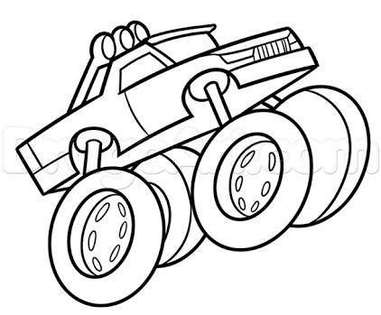 Image Result For Monster Truck Tattoo