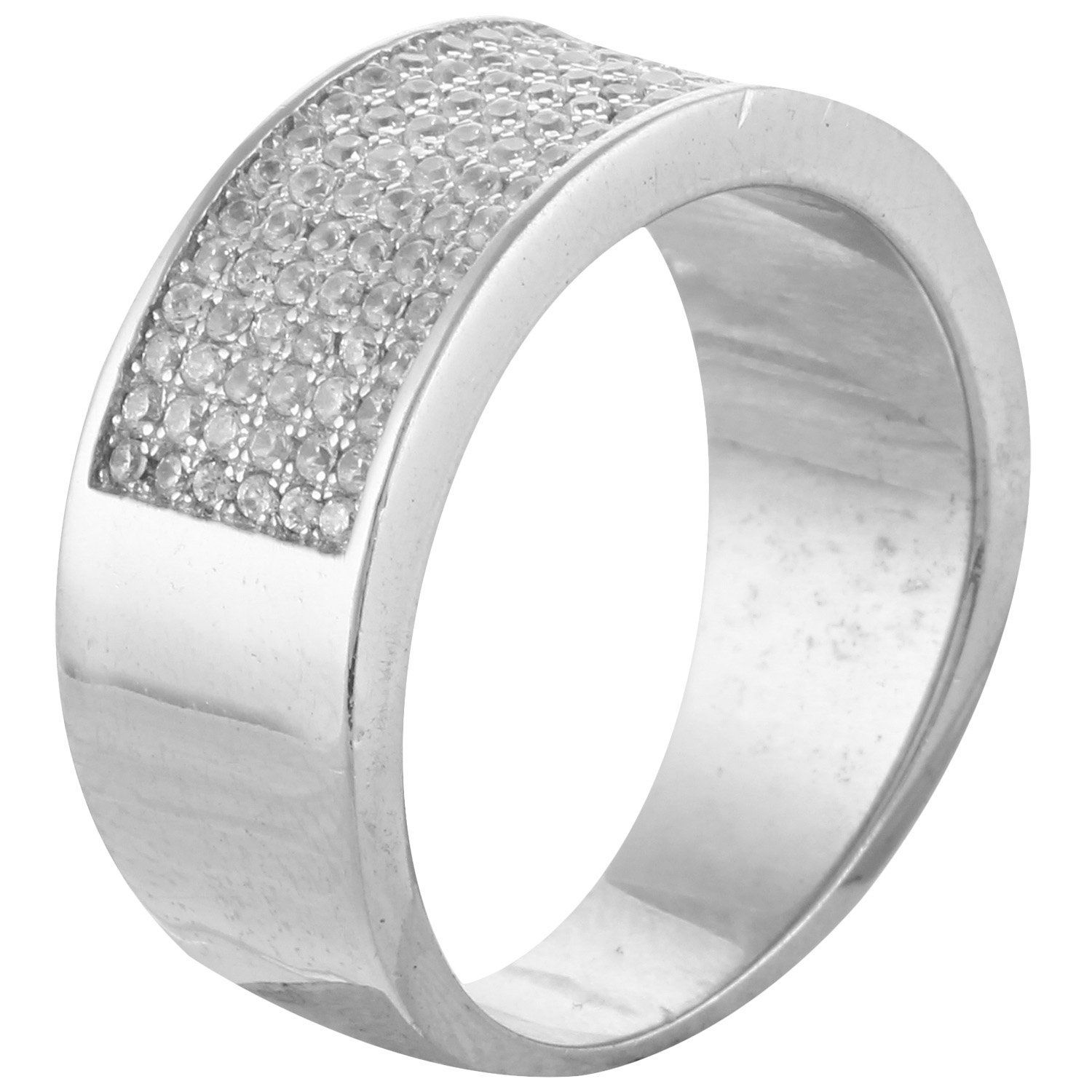 Buy Define Jewellery Silver ring for Men (DFR0046 ) Online at Low Prices in India | Amazon Jewellery Store - Amazon.in
