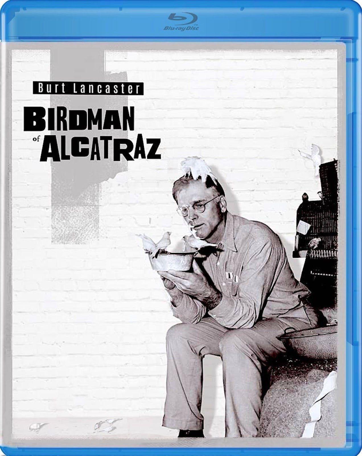 Birdman Of Alcatraz Blu Ray Olive Films Alcatraz Birdman
