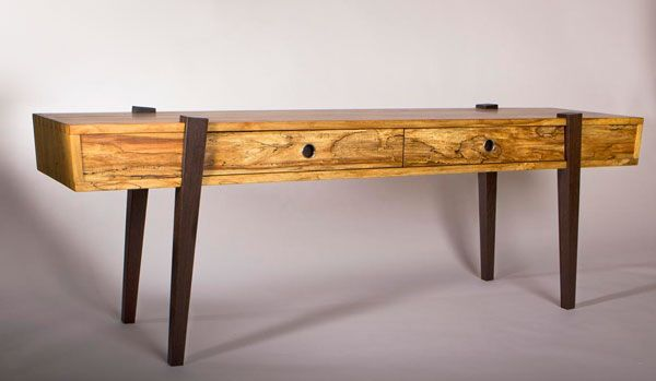 dovetail console ◅ WORK SPACE ■Pinterest