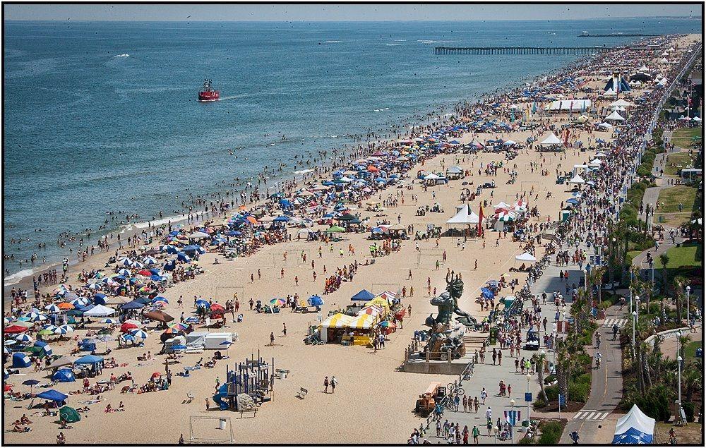 Latin fest 2012 on the va beach oceanfront virginia