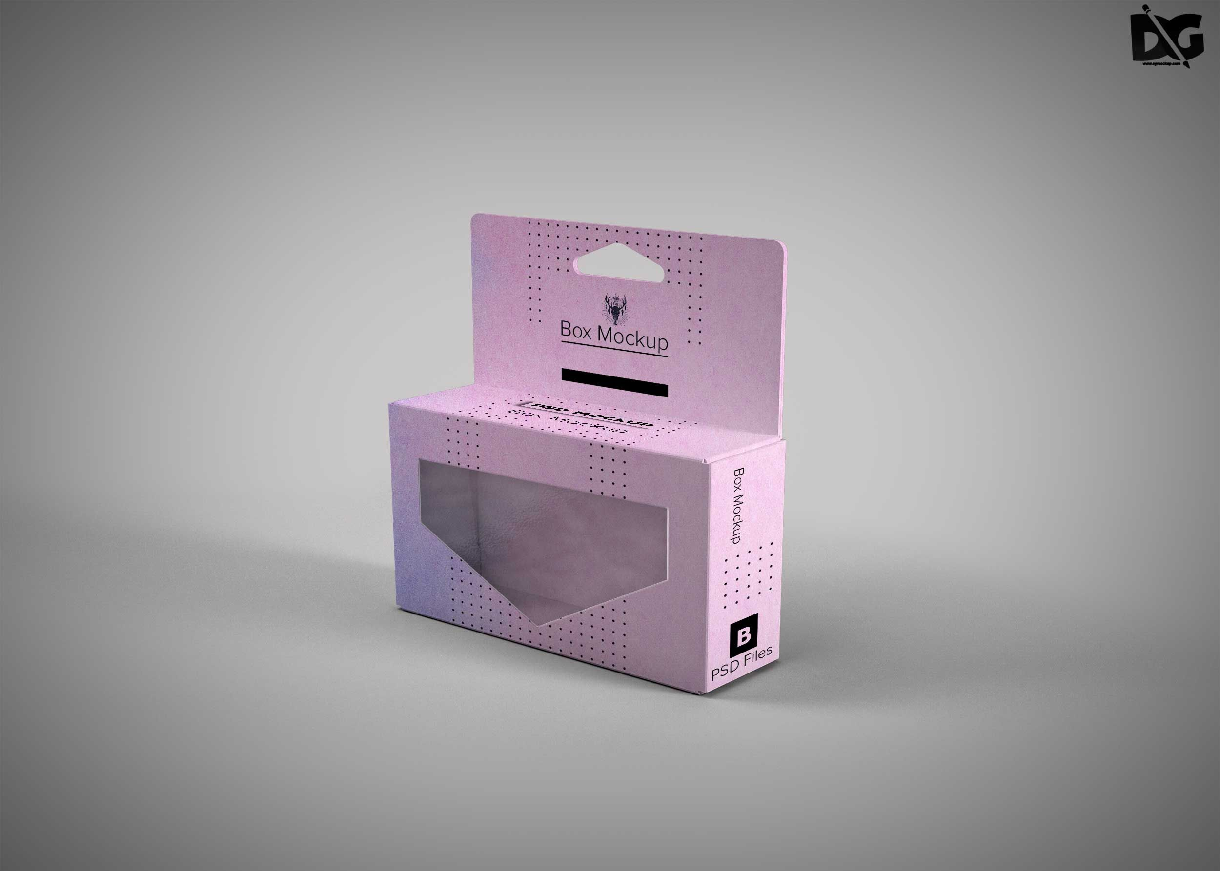 Download Free Psd Box Baby Products Packaging Design Mockup Logo Design Mockup Mockup Free Psd Free Logo Mockup