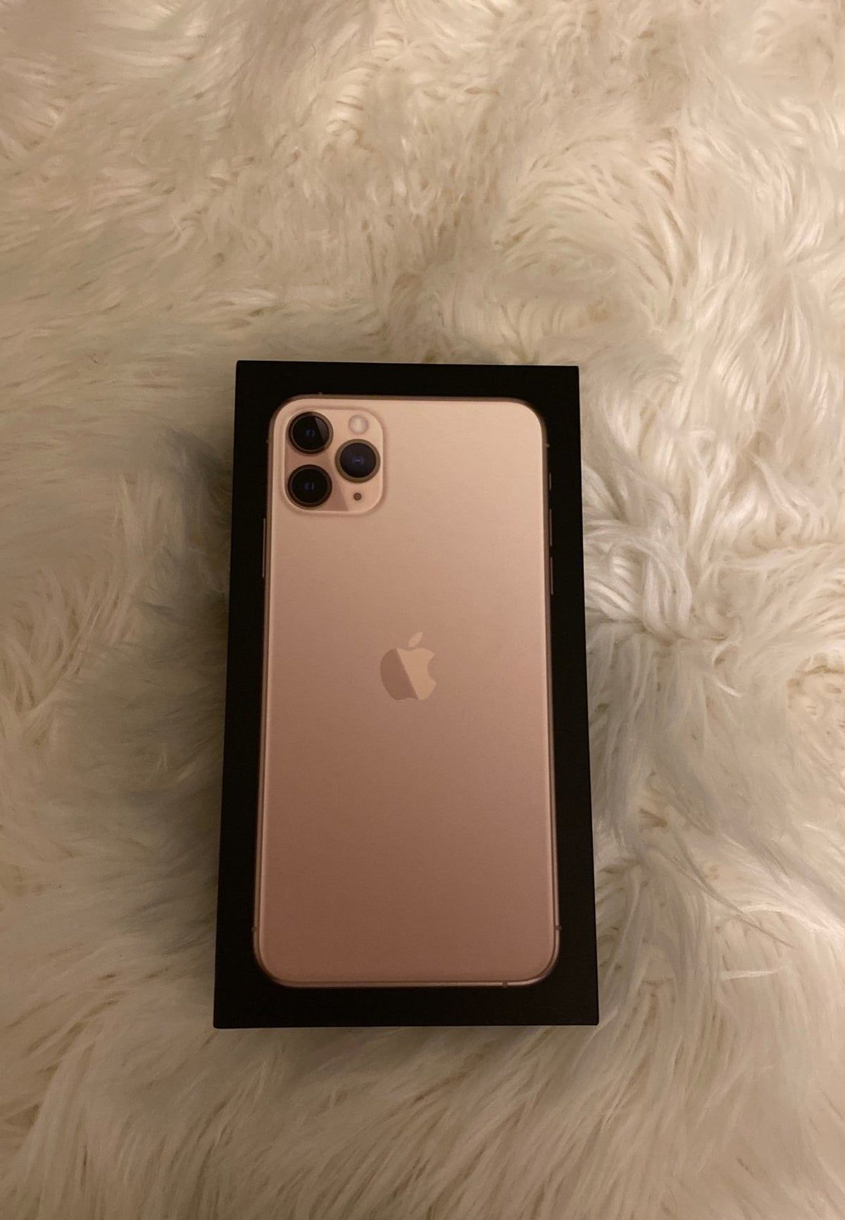 Iphone 11 Pro Max Gold Box In 2020 Iphone Apple Iphone Accessories Iphone Phone Cases