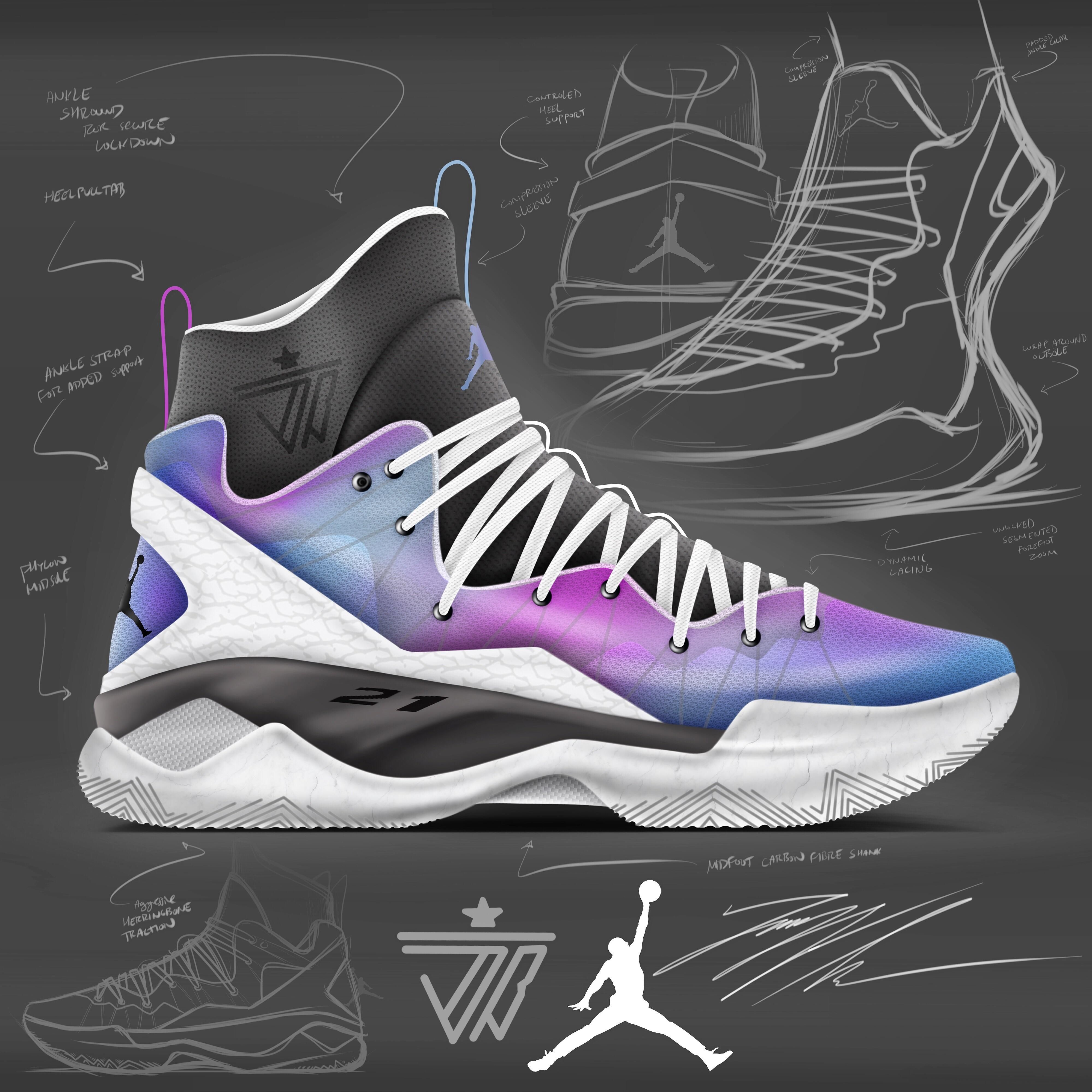 Jimmy Butler Signature Concept Anyone Feeling These Sneakers Sneakers Nike Basketball Shoes