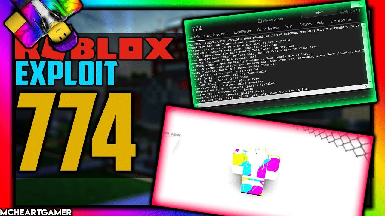 Roblox Exploit Hack 774 Lua C Jailbreak Noclip More Roblox Pc Games Download Kids And Parenting