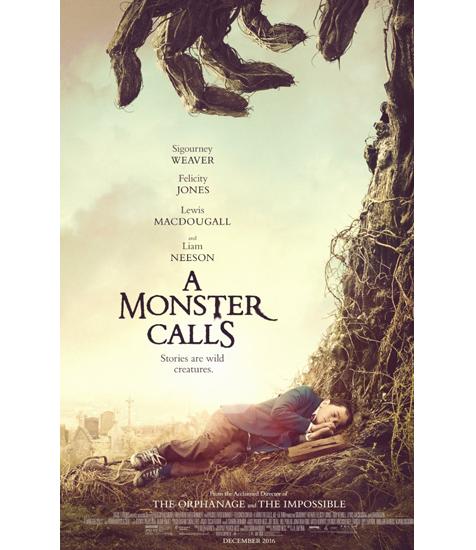 A Monster Calls A Monster Calls Sigourney Weaver Call Film