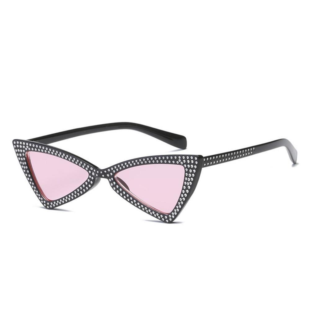c22d8c0b3 OUTEYE- Diamond Triangle Sunglasses. OUTEYE- Diamond Triangle Sunglasses  Cute Sunglasses, Cat Eye Sunglasses, Sunglasses Women, Wholesale