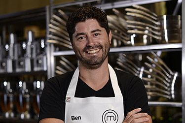 From The Other Side Ben Mcdonald And Masterchef Australia With