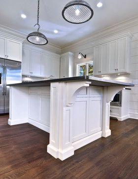 Classy Cottage - beach style - kitchen - charleston - K ...