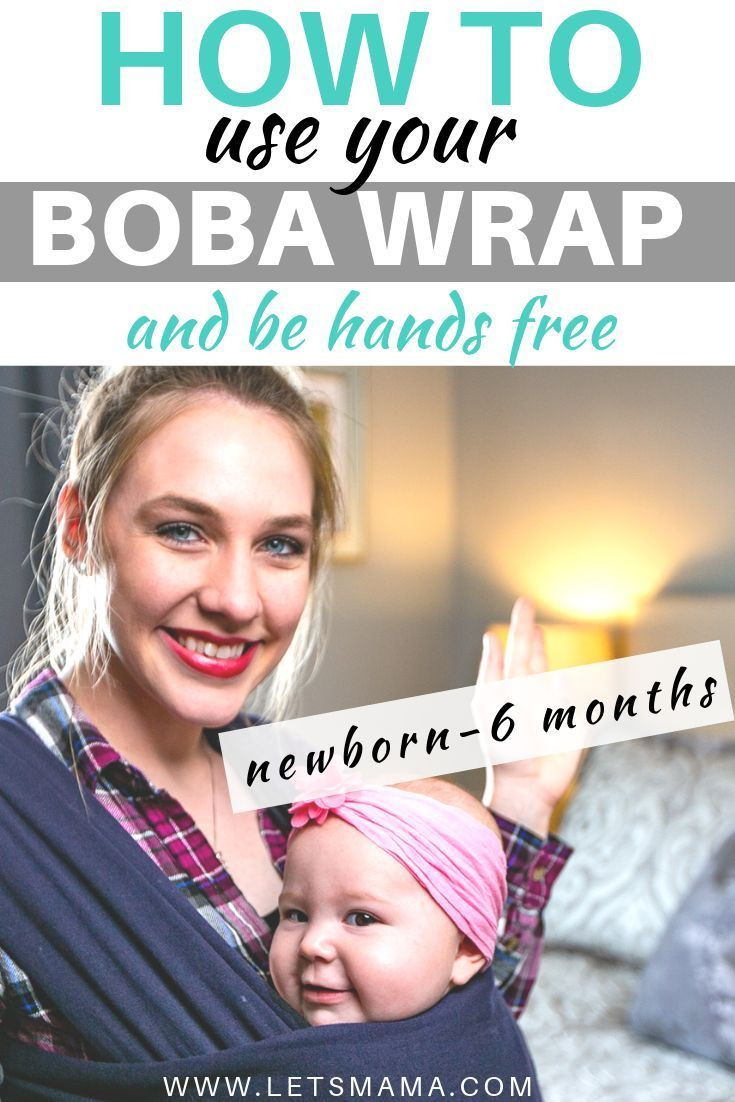 Learning how to use a Boba Wrap can definitely be