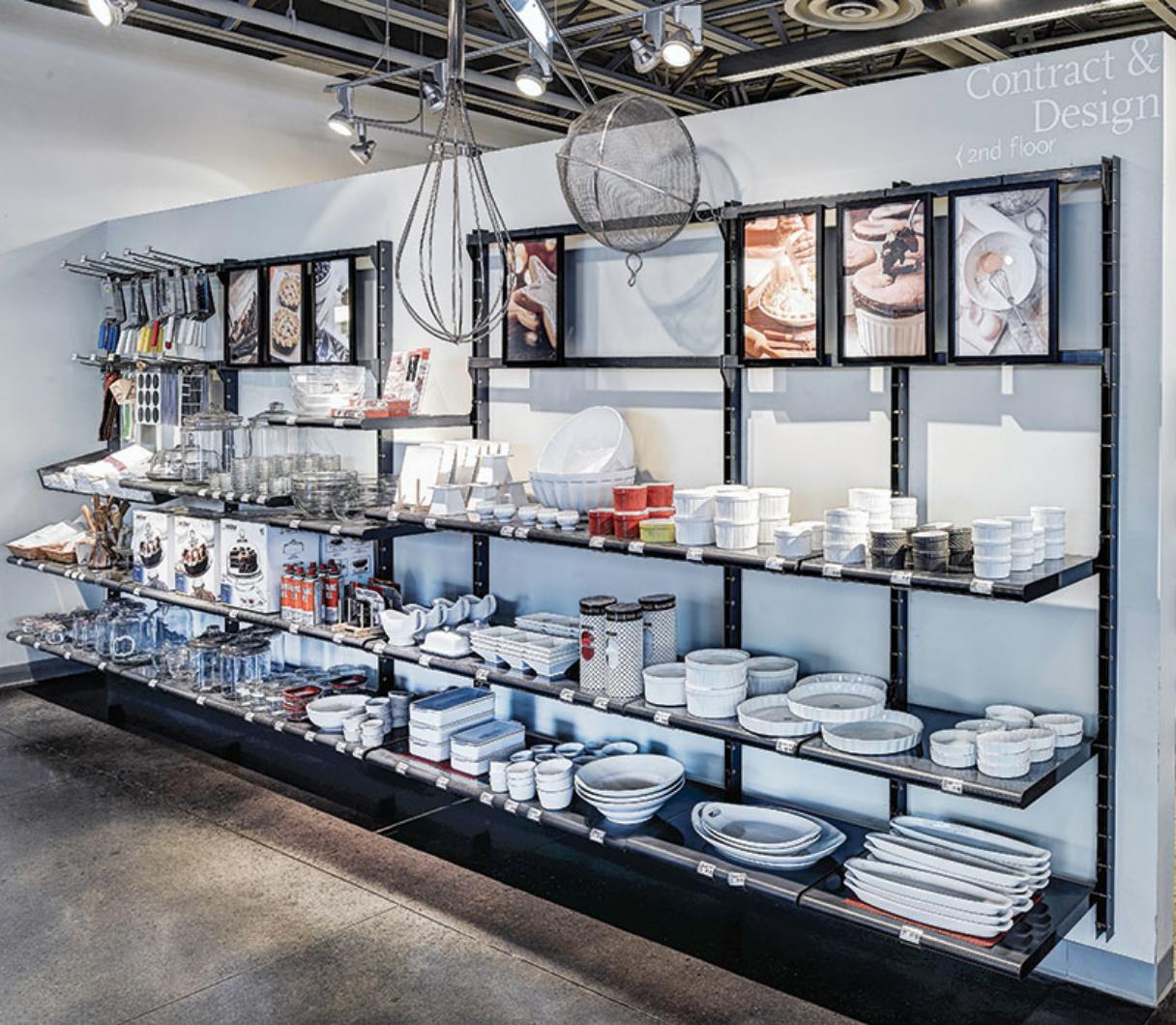 Boelter Superstore Retail Displays Small Restaurant Design Commercial Kitchen Equipment Retail Shop Design