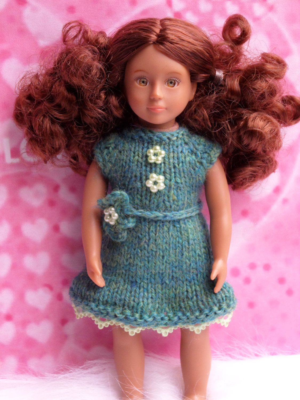 Mini American Girl Our Generation Mini Dolls Hand