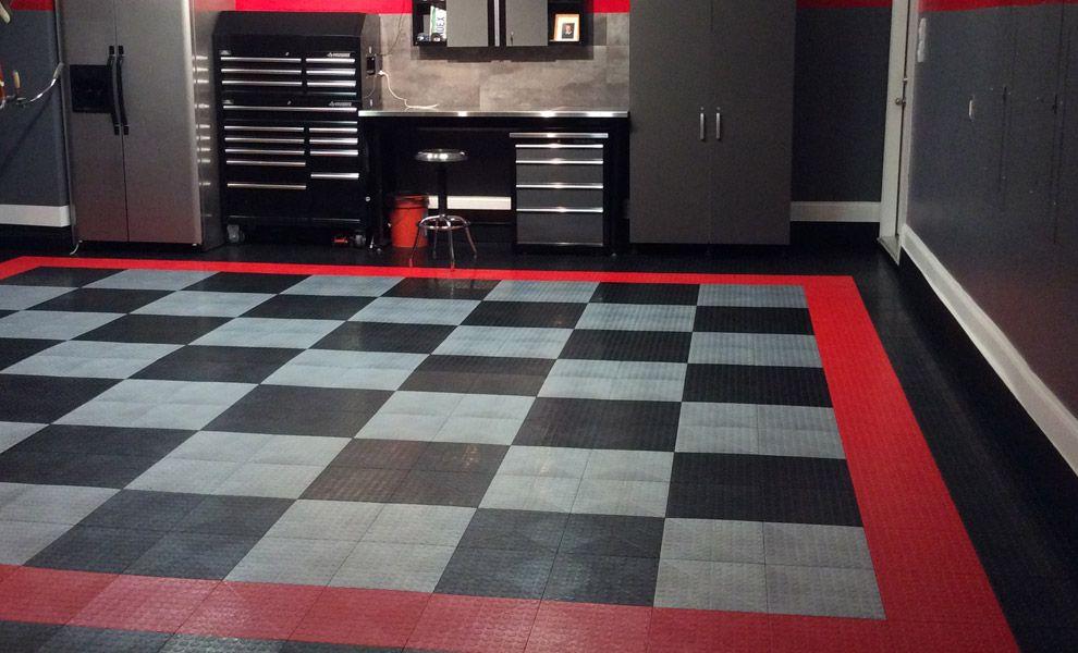 Coin Grid Loc Tiles Designer Plastic Garage Floor Tile Garage Floor Tiles Garage Floor Tile Floor