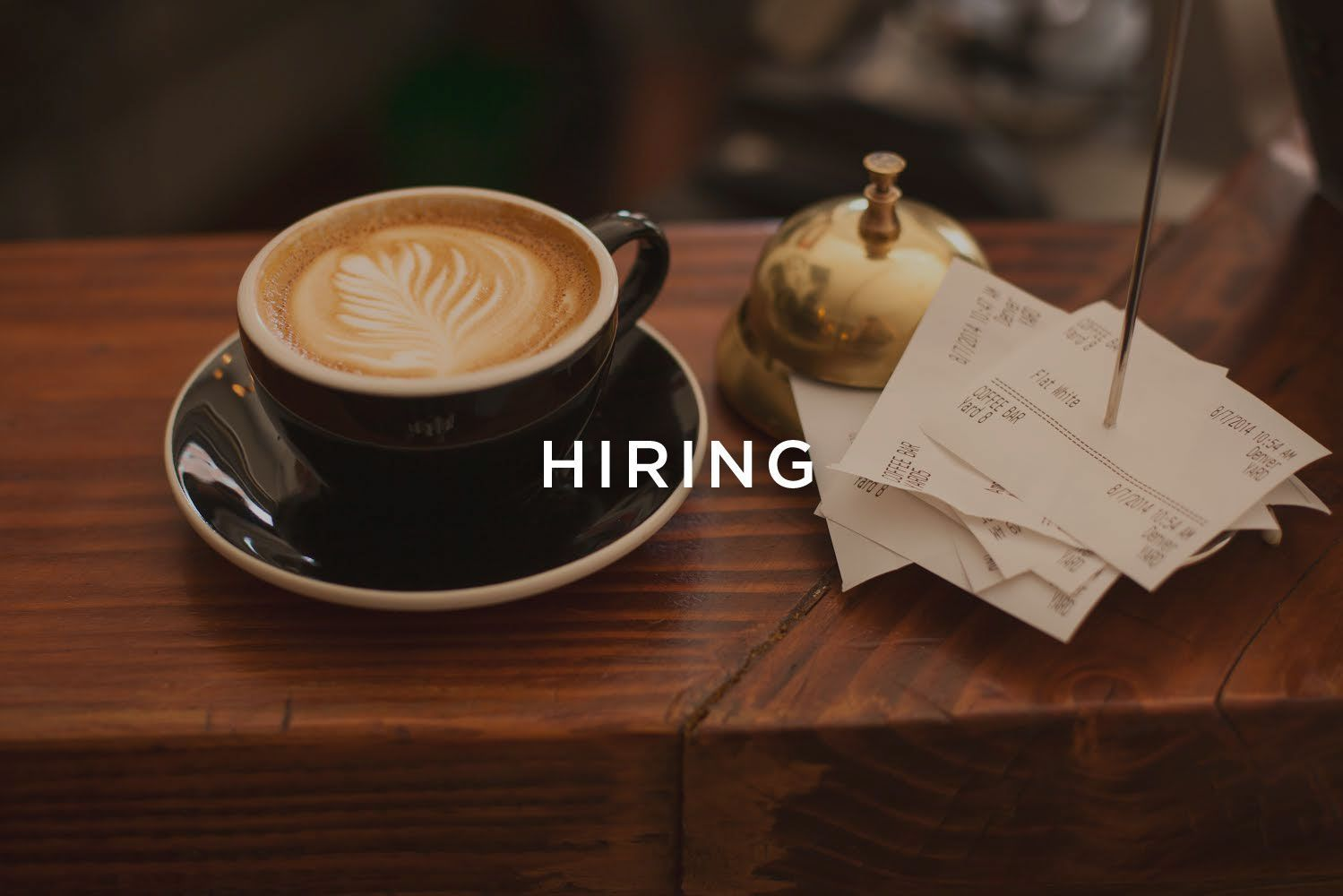 Hiring Practices How To Open A Coffee Shop Line Barista