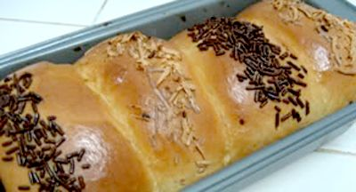 Post Image For Resep Kue Roti Sobek Coklat Keju Makanan Rotis Resep