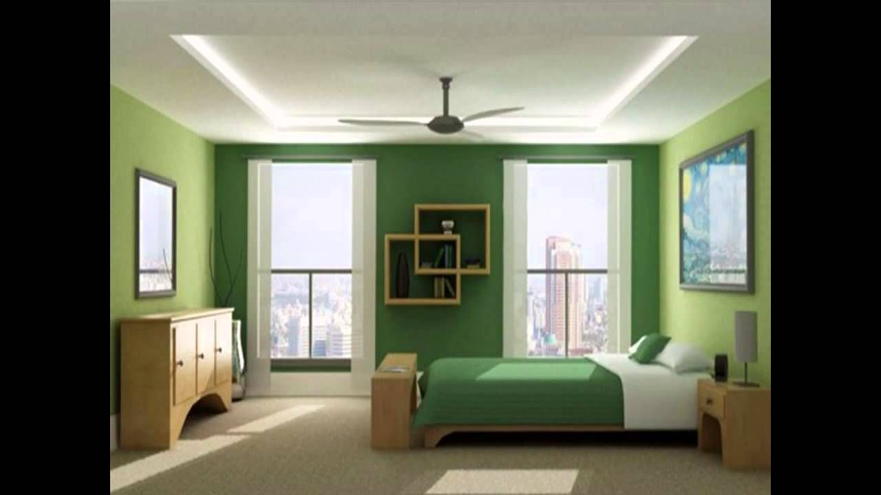 Small bedroom paint ideas home decor pinterest paint for Bedroom interior designs green