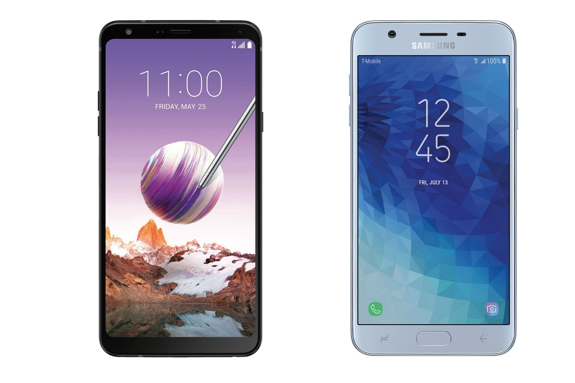 ICYMI LG Stylo 4 & Samsung Galaxy J7 Star Launch At T Mobile Android Google