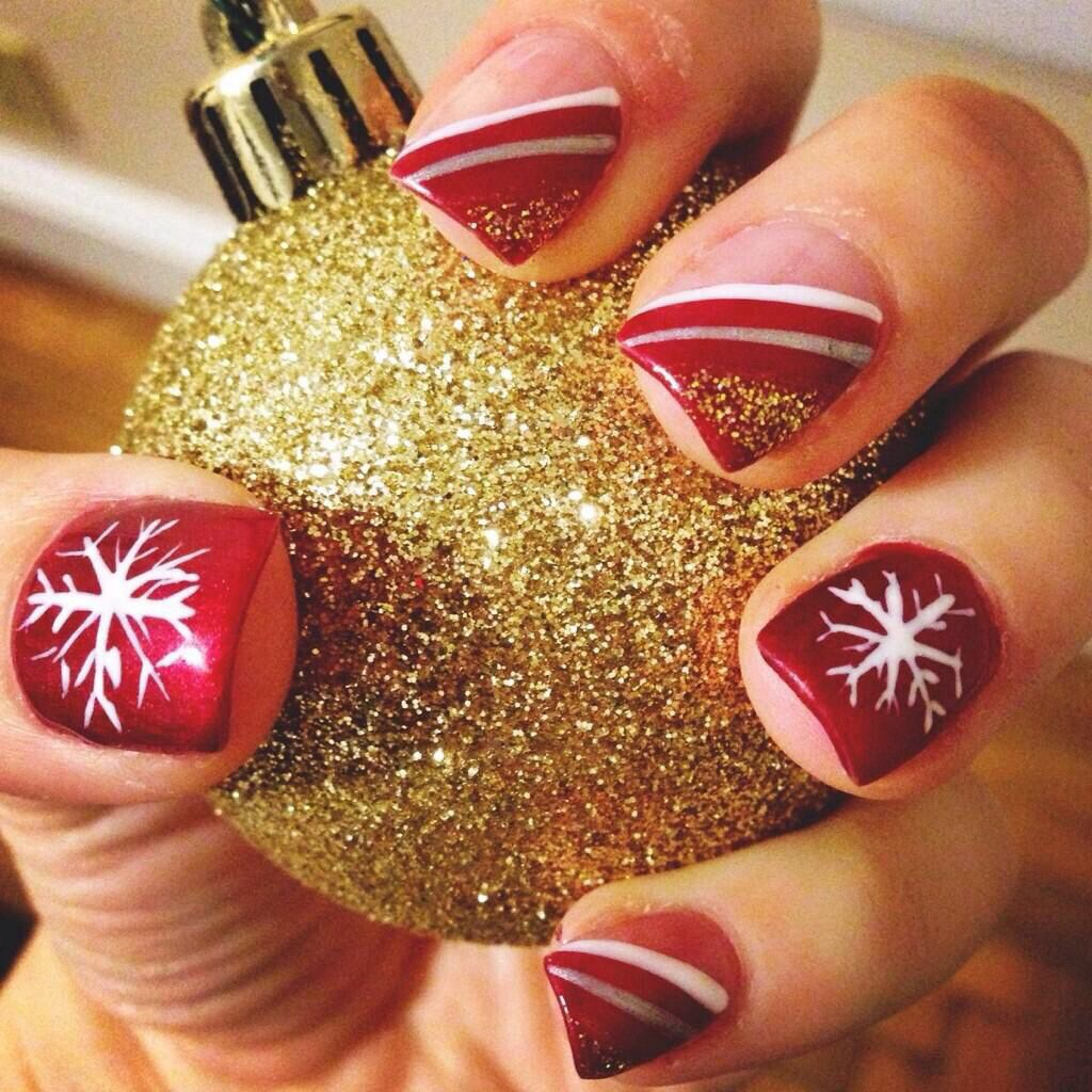 Pin by emily steele on nails pinterest makeup 101 and makeup holiday fun christmas ideas christmas nail designs christmas nail art holiday nails fun makeup hair makeup winter nail art winter nails prinsesfo Choice Image
