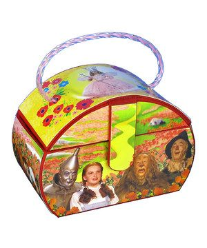 Loving this Wizard of Oz Musical Purse Jewelry Box on zulily