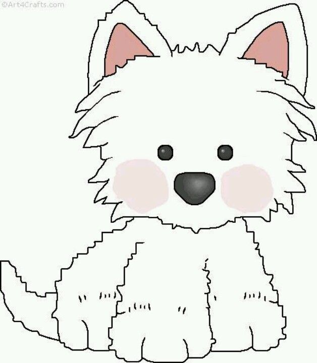 From West Highland White Terrier | Westies | Pinterest | Clip art ...