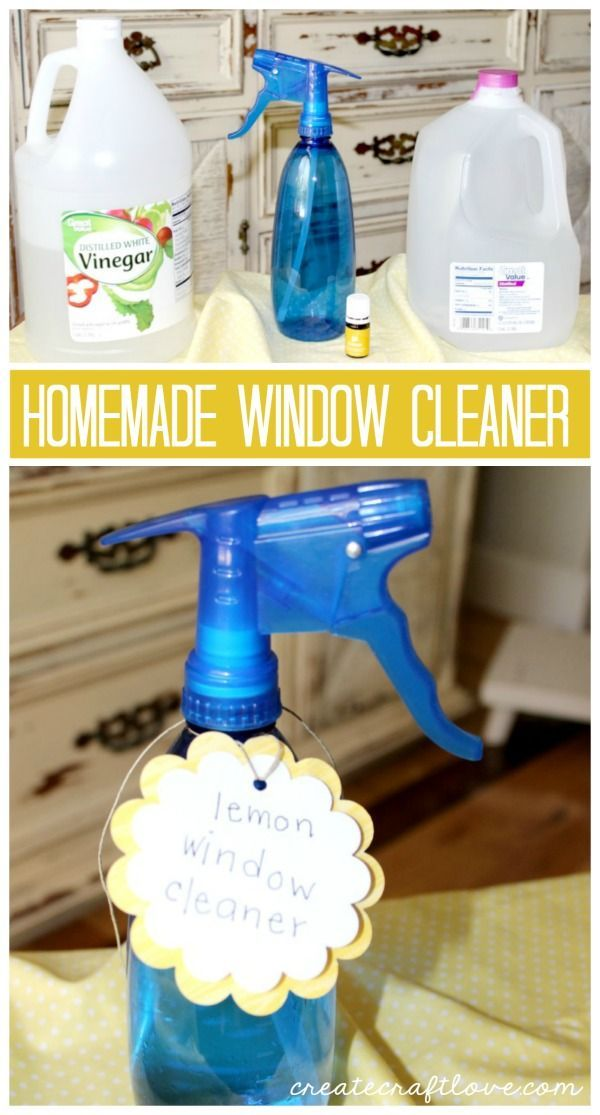 Inspirational Best Way to Clean Windows