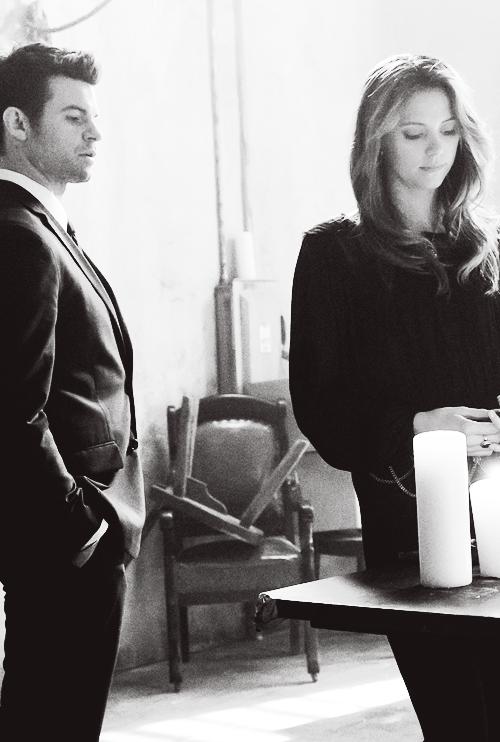 Elijah & Freya Mikaelson