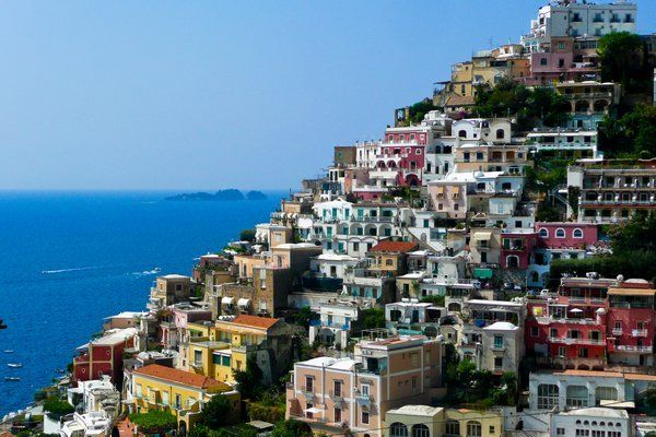 Positano Italy Looking Forward To Seeing This In Person