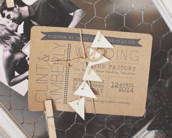 Rustic Eleganct Picnic Style Printable Customized Por JubeeleeArt