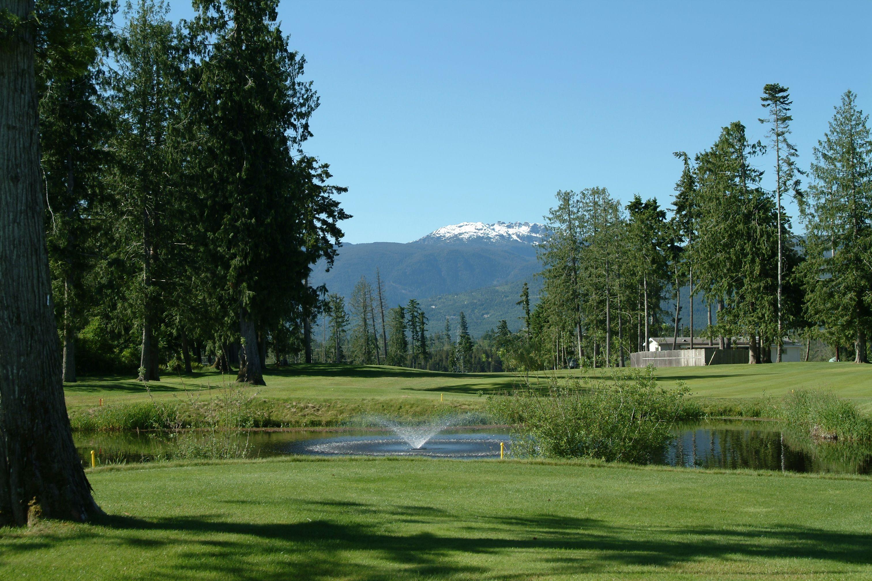 Arrowsmith Golf & Micky J\'s Restaurant, Qualicum Beach BC | Favorite ...