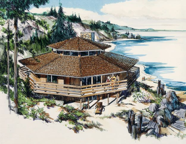 Pin On Vacation Home Plans