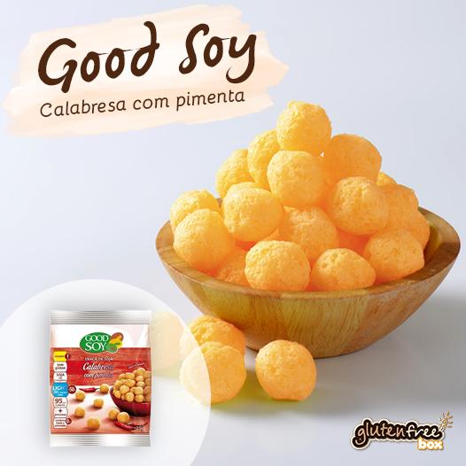 Calabresa com Pimenta - Good Soy