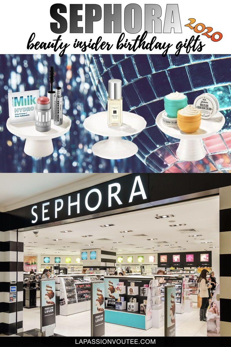 Best Sephora Birthday Gift 2020 Revealed Beauty Insider