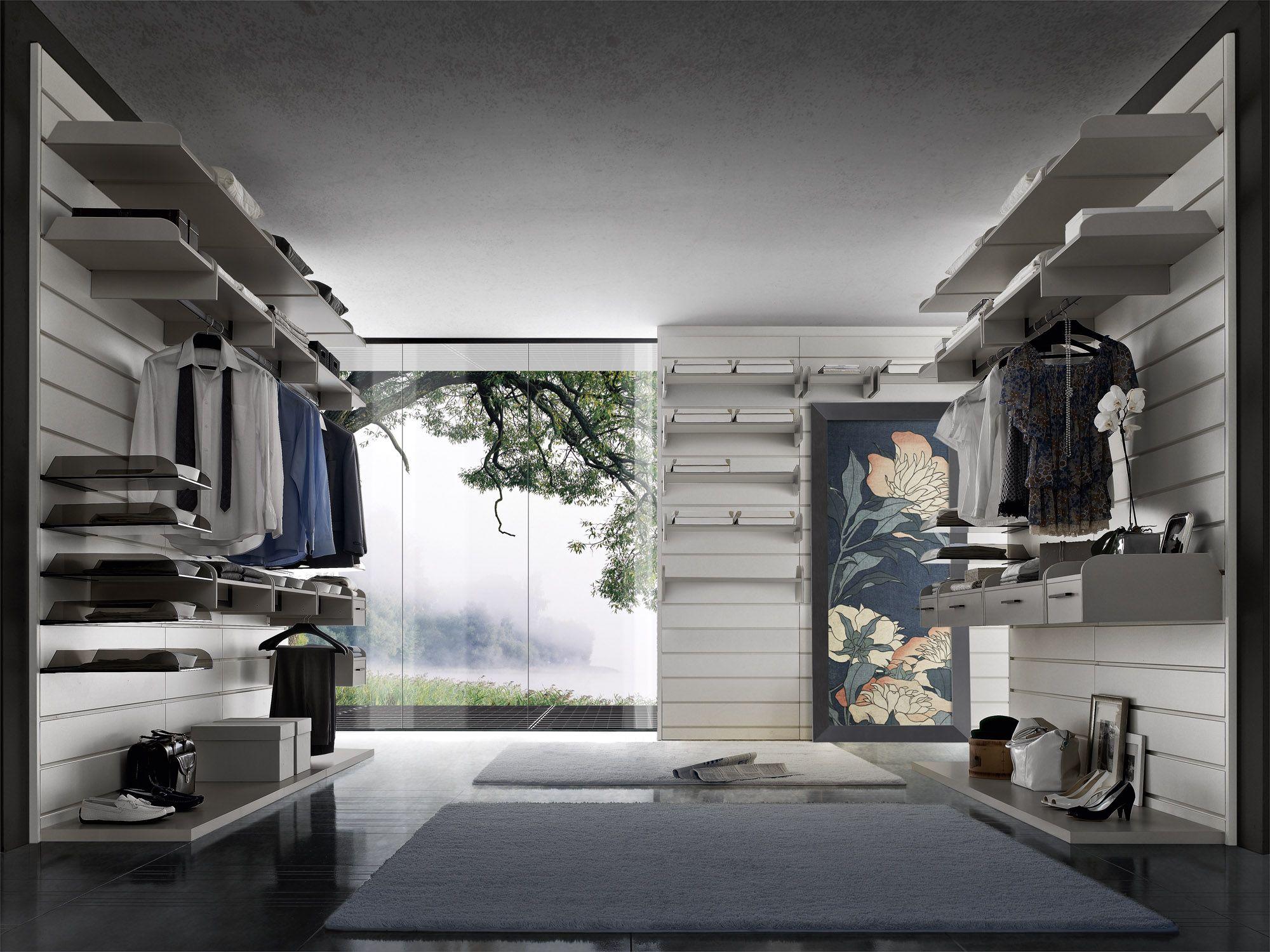 Cabina Armadio Walk In Closets : Cabina armadio millemodi zanette it it products