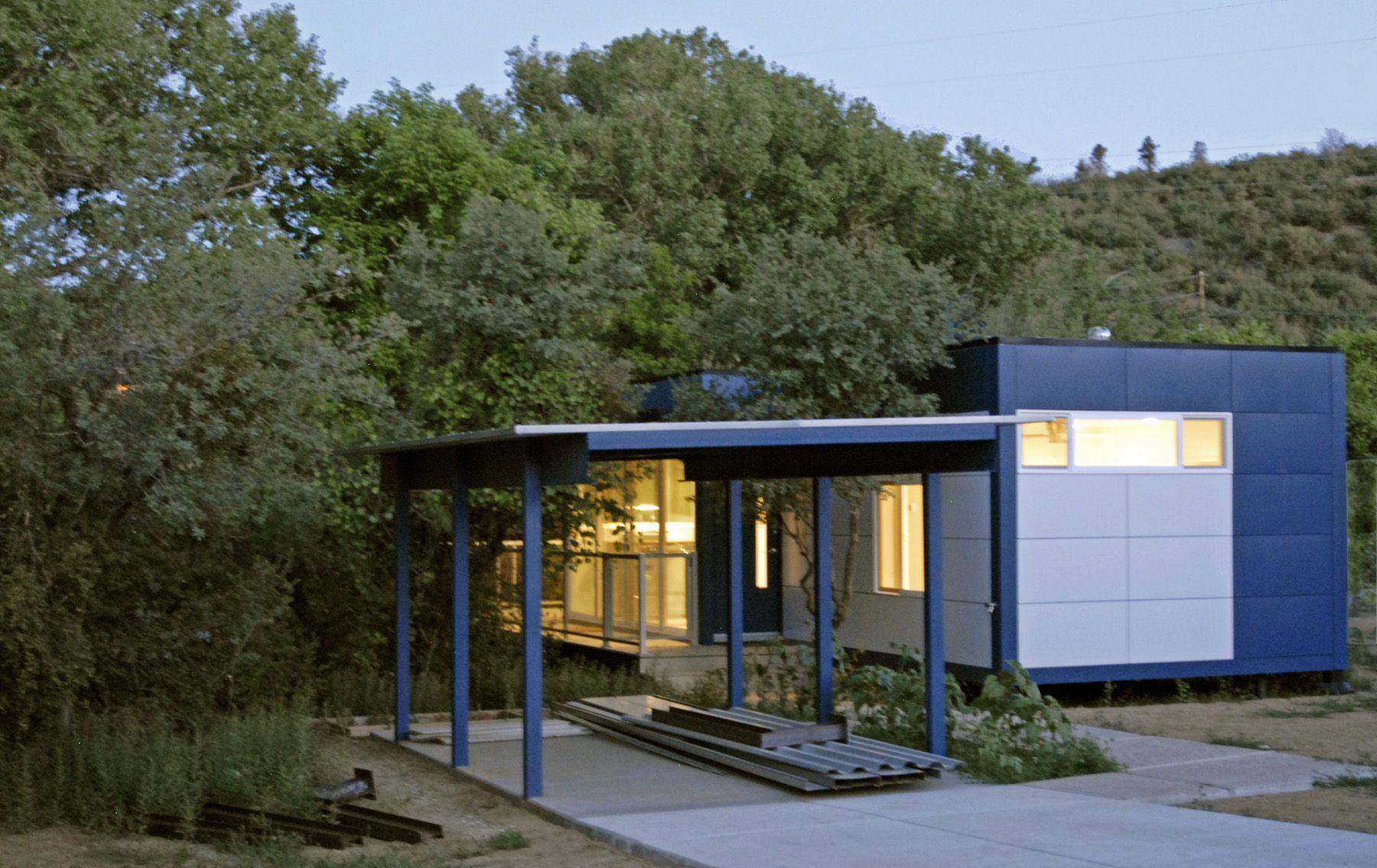 prefab buildings repurposed Google Search Prefab