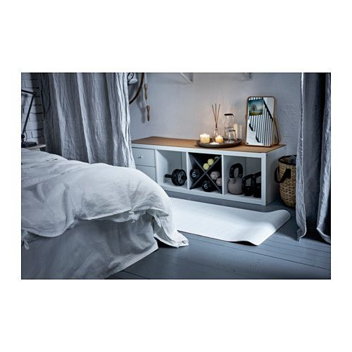kallax regal wei wohnen pinterest regal kallax regal und kallax. Black Bedroom Furniture Sets. Home Design Ideas