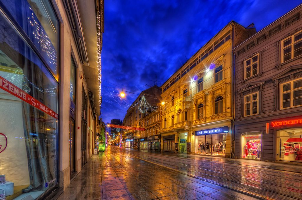 Ilica Street Zagreb Croatia Fliiby Cool Photos Zagreb Croatia