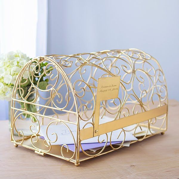 19 Wedding Gift Card Box Ideas | Reception, Traditional weddings and ...