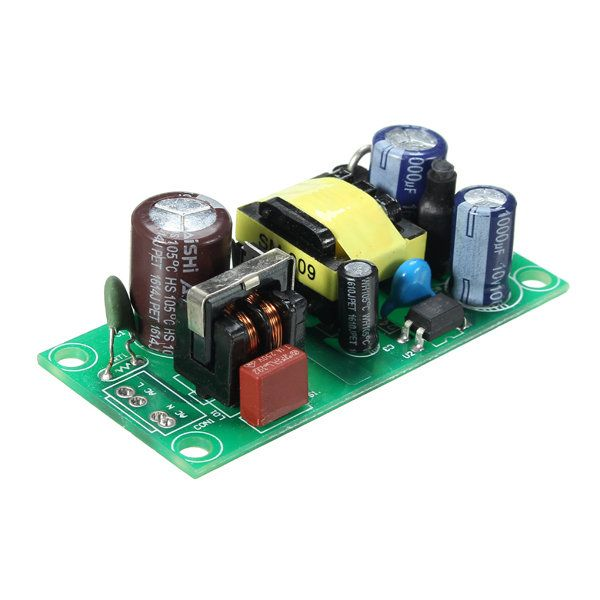 US$17 47] 5Pcs AC-DC 10W Isolated AC 110V / 220V To DC 5V 2A