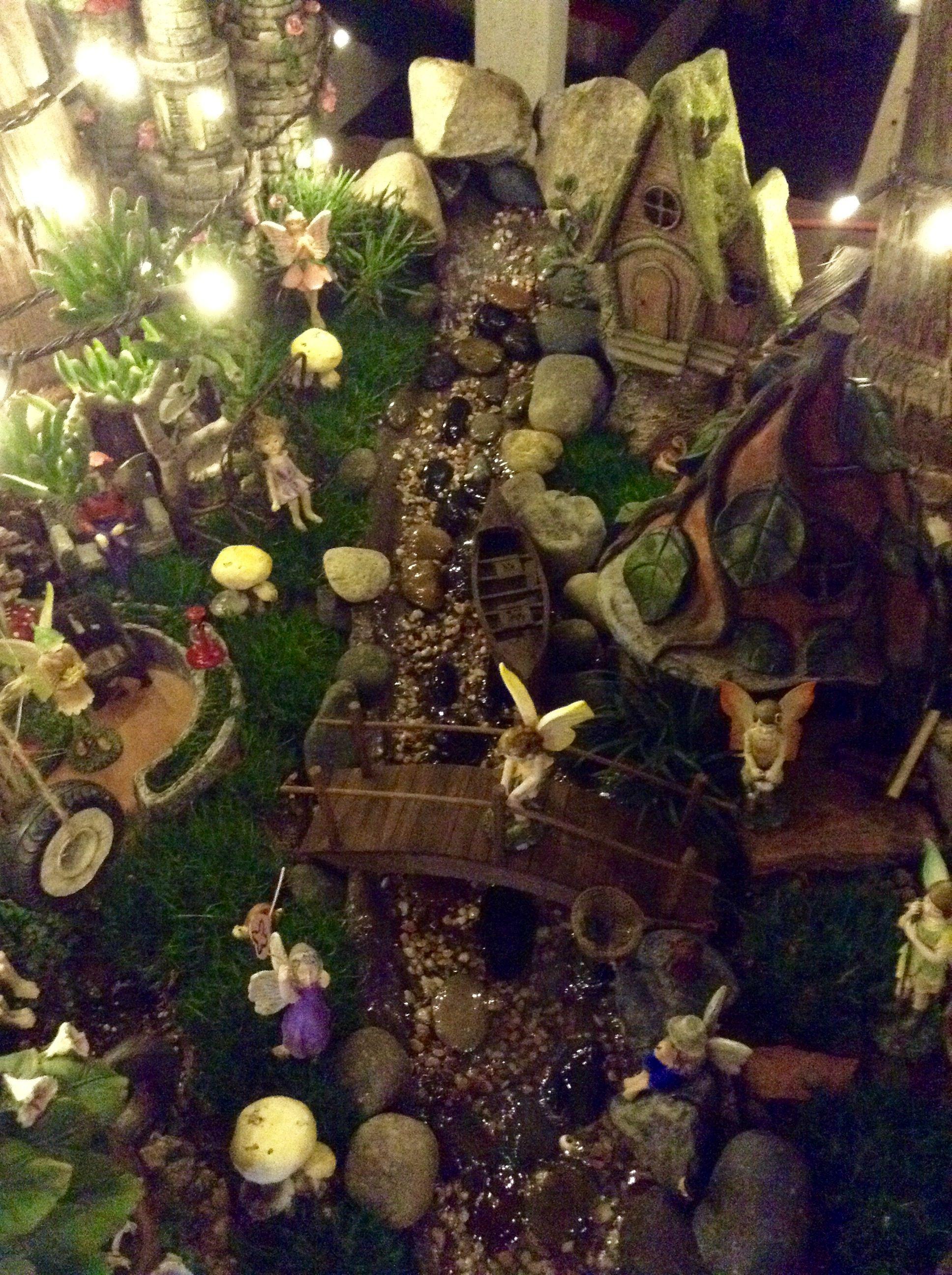 Pin by Lupe Enero on Fairy Garden Village Pinterest