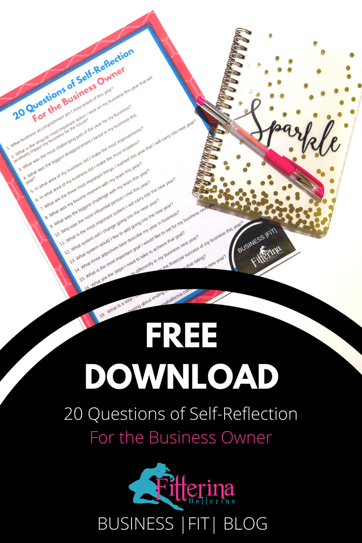 20 questions all small business owners should ask during their end of year self reflection and evaluation free download
