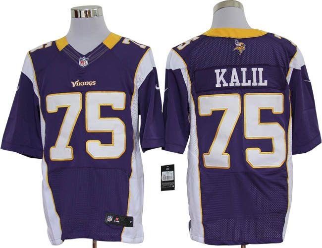 NFL Elite Minnesota Vikings Jersey (6)  641dab927