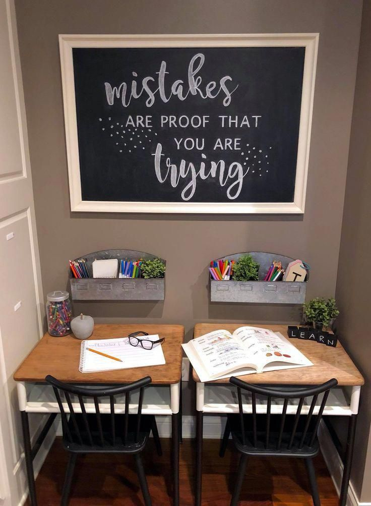 Staggering classroom wall decor ideas