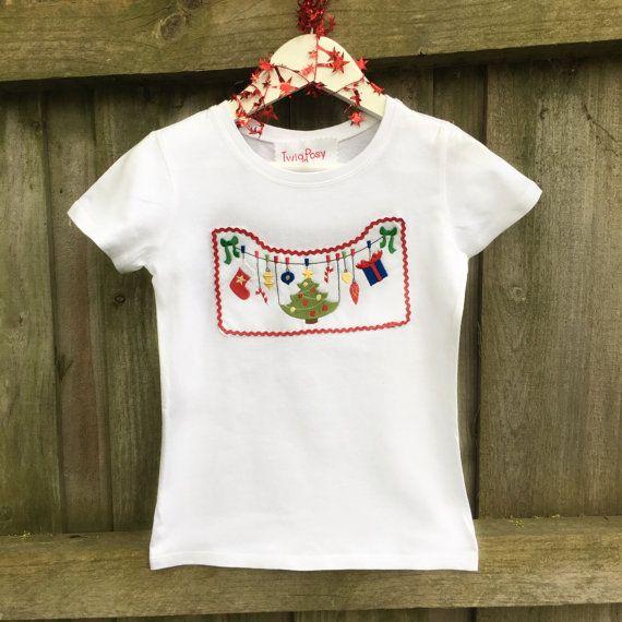 christmas tree shirt christmas tee boys christmas by twigandposy