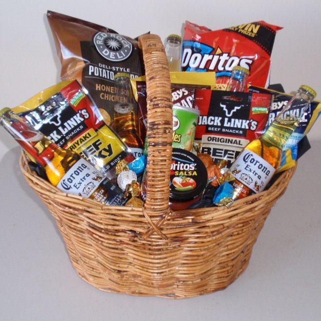 Beer gift basket #snacks #snacks #bouquet #boyfriendgiftbasket Beer gift basket #snacks #snacks #bouquet #boyfriendgiftbasket