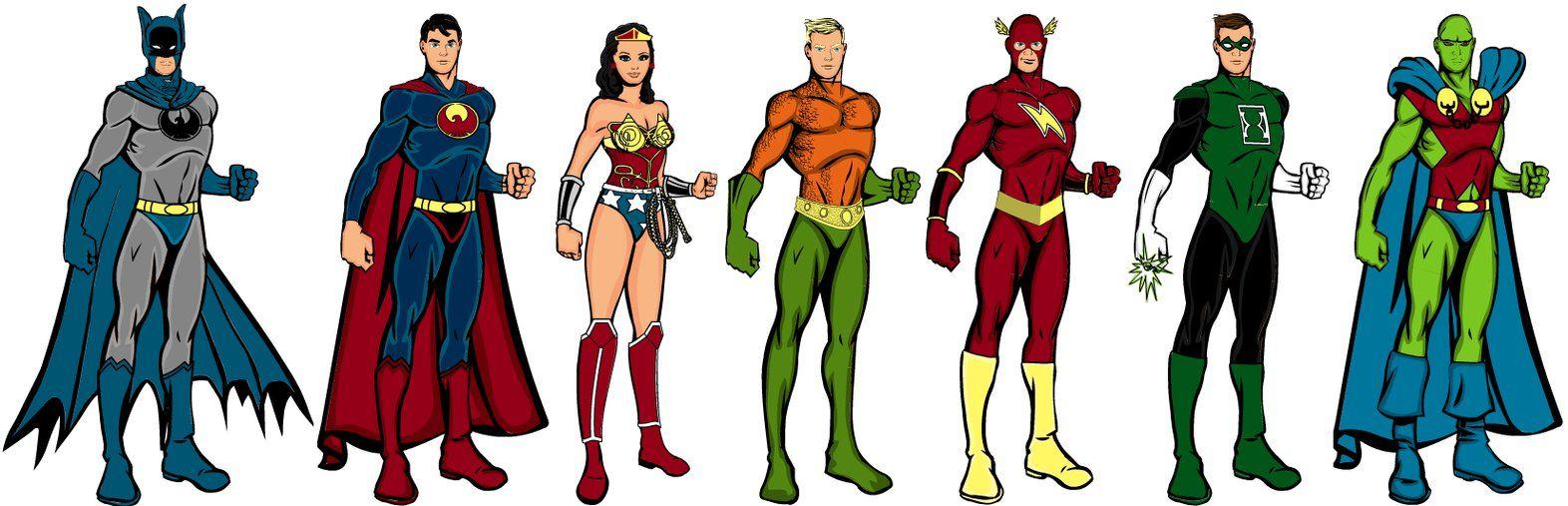 Justice League Founders Comic Justice League Comics Dc Heroes