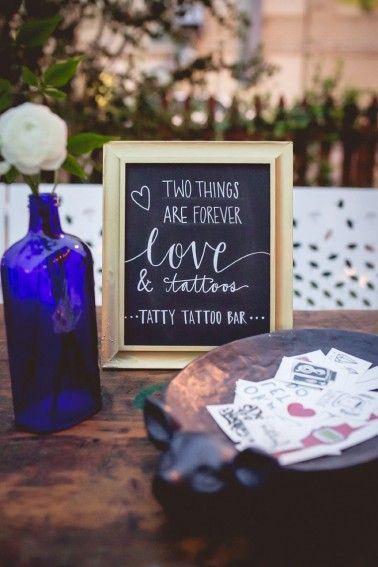 15+ Bar a tatouage mariage inspirations