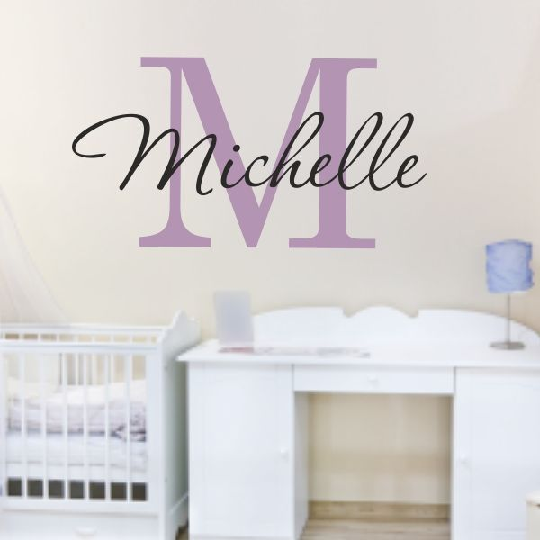 Exceptionnel Personalized Name Wall Decals Decal Custom Logo Sticker Waterproof Car  Stickers Buy