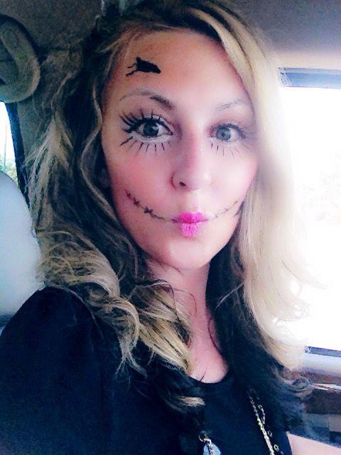 #halloween #dollface